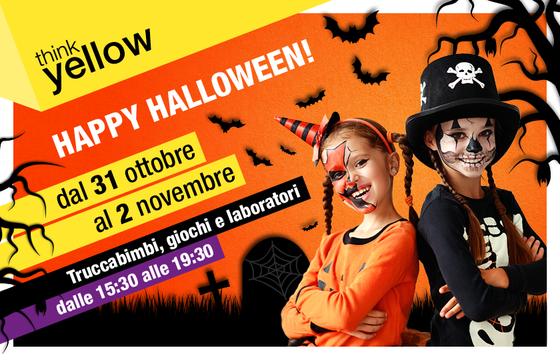 evento halloween ipercity bambini
